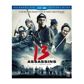 13 Assassins - Combo Blu-Ray+ Dvd de Takashi Miike