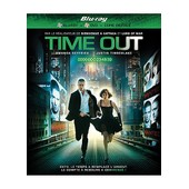 Time Out - Combo Blu-Ray+ Dvd - �dition Limit�e Bo�tier Steelbook de Andrew Niccol