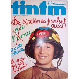 Tintin L'hebdoptimiste N� 20