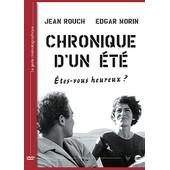 Chronique D'un �t� de Jean Rouch