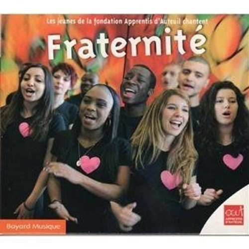 Fraternité - Digipack