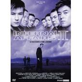 Infernal Affairs Ii - Edition Belge de Andrew Lau Wai-Keung