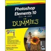 Photoshop Elements 10 All-In-One For Dummies de Barbara Obermeier