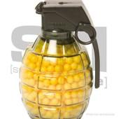Pot De Billes De 0,12 G En Fausse Grenade - Pot De 800 Billes