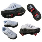 Roller Patins Chaussures Rollers Skate Waveboard
