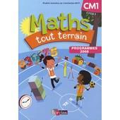 Maths Tout Terrain Cm1 (Fichier) de Alfred Errera