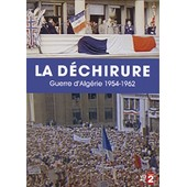 La D�chirure - Guerre D'alg�rie 1954-1962 de Gabriel Le Bomin
