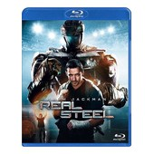 Real Steel - Blu-Ray de Levy Shawn