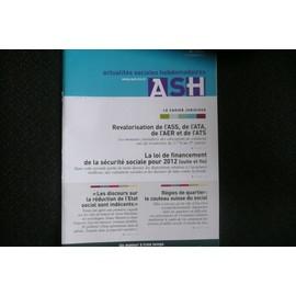 Actualit�s Sociales Hebdomadaires - Ash 2747