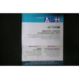 Actualit�s Sociales Hebdomadaires - Ash 2749