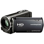 Sony Handycam HDR-CX115E - Cam�scope