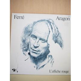 L'AFFICHE ROUGE (ARAGON)