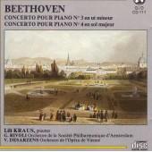 Concerto Pour Piano N� 3 Et 4 - Beethoven