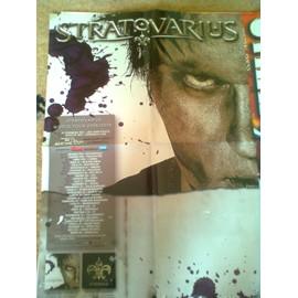 Stratovarius - World Tour 2005/2006 - Rare affiche taille A3