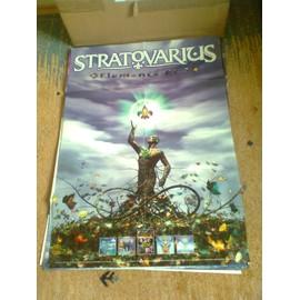 Stratovarius - Elements Part 2 - Affiche (80x60)