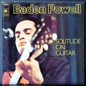 Cbs 65494 - Solitude On Guitar - Baden Powell