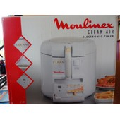 Moulinex Clean Air T49 - Friteuse Sans Odeur