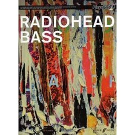 RADIOHEAD AUTHENTIC BASS PLAYALONG CD