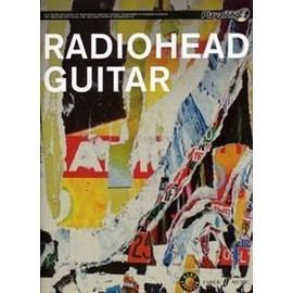RADIOHEAD AUTHENTIC GUITAR PLAYALONG + CD