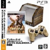 Uncharted 3: Drake's Deception (Original Dual Shock 3 Package)[Import Japonais]