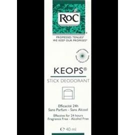 Roc Keops Stick Deodorant Sans Alcool Efficacite 24h 100 Ml