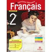 Fran�ais 2de - Livre Unique - Programme 2011 de Fabienne Pegoraro-Alvado