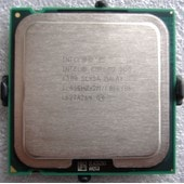 Processeur Intel Core 2 Duo E6300 - 1.86 GHz