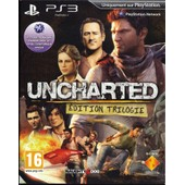 Uncharted �dition Trilogie