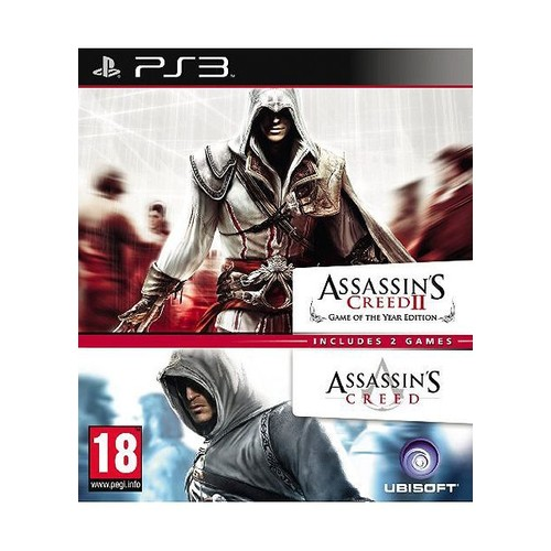 Compilation Assassin's Creed - PlayStation 3