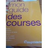 Mon Guide Des Courses 2012 Weight Watchers