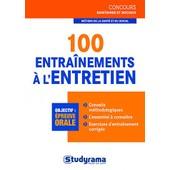 100 Entra�nements � L'entretien de Louise Desfonds