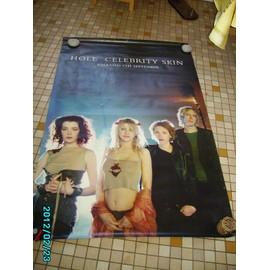 Courtney Love HOLE Celebrity Skin Poster 153X102