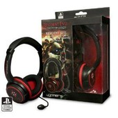 Micro-Casque Resident Evil : Operation Raccoon City Pour Ps3