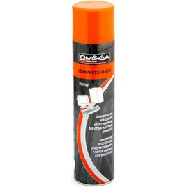 Bombe D'air Comprim� 600ml Omega Freestyle Fs5160 40679