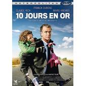 10 Jours En Or de Nicolas Brossette
