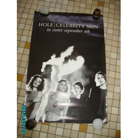 Courtney Love HOLE 2 Poster Celebrity Skin 91X61