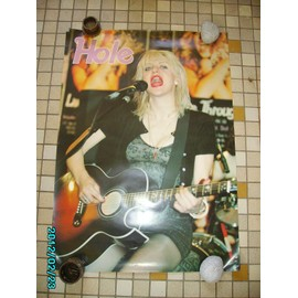 Courtney Love HOLE Poster 86X61