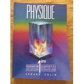 Physique -1�re - Programme 1988 - Classe De 1�re S & E - Collection Sciences 2000 de Michel Thelliez / Jean-Pierre Daval / Ginette Fagard / Alain Pailler / G�rard Aussel
