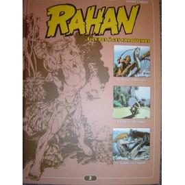 Rahan fils des ages farouches - tome 2 - Roger Lecureux