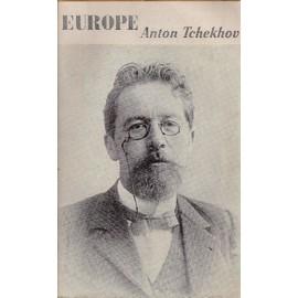 Revue Europe N�104-105. Anton Tchekhov