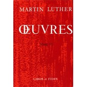 Oeuvres - Tome 6 de luther martin