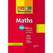 Maths 6e-5e-4e-3e de Pierre Curel