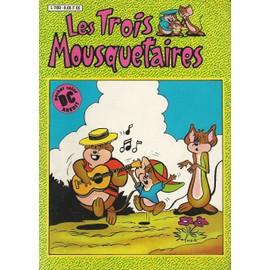 Les Trois Mousquetaires N� 0 : Pocket Dc Color
