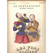 Le Crapouillot - Num�ro Sp�cial Sur Les Vins De France - Ao�t 1931 de ( REVUE Le Crapouillot) ( Vin )