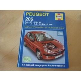 Revue Haynes Technique Peugeot 206 N� 9781859607725 : Manuel Revue Technique Haynes Peugeot 206