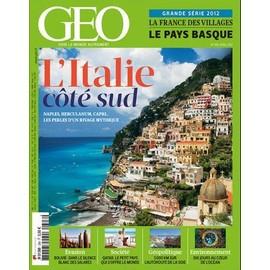 Geo 2012 (N�398) L'italie C�t� Sud