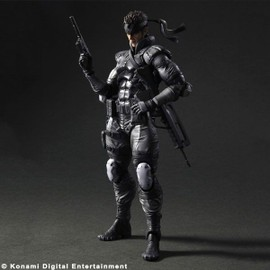 Metal Gear Solid - Solid Snake Action Figure - Play Arts Kai