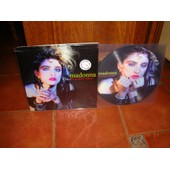 The Gotham Affairs Lp Ultrarare Picture Disc Collector !!! - Madonna