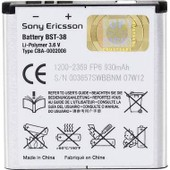 Batterie Original Sony Ericsson Bst-38 Pour W995 / Xperia X10 Mini Pro / S500i