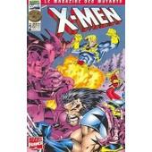 X-Men N� 2 ( Le Magazine Des Mutants - Mars 1997 ) :